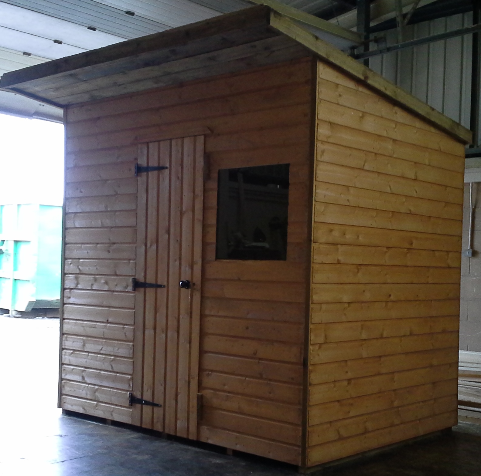 wooden garden sheds for sale with free delivery and free installation in falkirk area scotland uk
