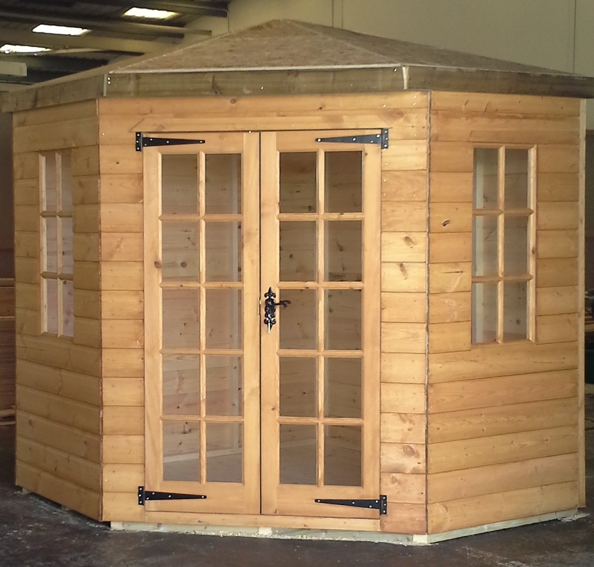 Garden Sheds Edinburgh garden sheds; wooden garages & workshops sheds; timber playhouses