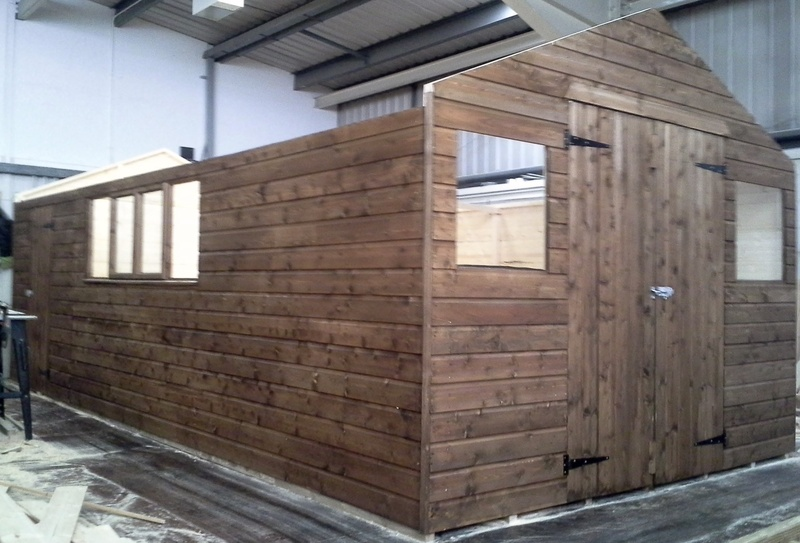scotland wooden workshops heavy duty garden sheds scotland uk - Garden Sheds Scotland