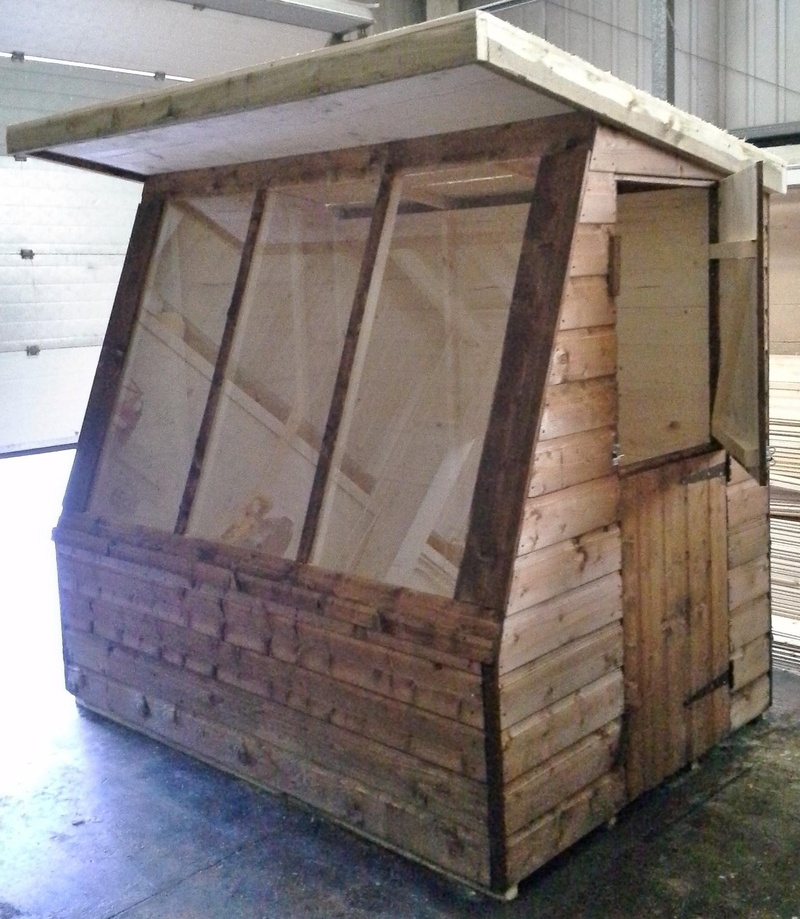 Wooden garden sheds for sale with free delivery and free for Garden shed 6x4 sale