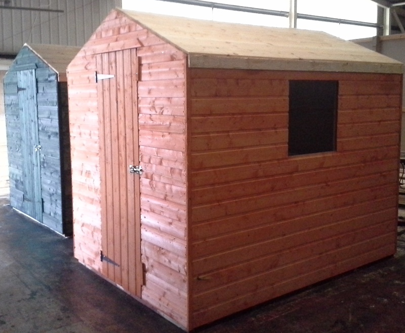 wooden garden sheds for sale with free delivery and free